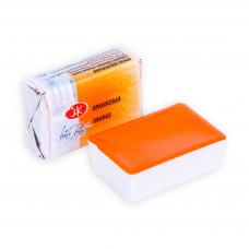 Краски акварель кювета 2,5мл (Белые ночи ) оранжевая 1911315