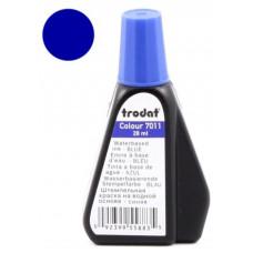 Мастика (Краска штемпельная) Trodat 28 мл синяя