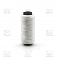 Нить для прошивки документов белые шелковые (маль)