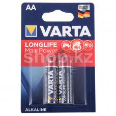 Батарейка Varta Max tech Mignon1.5V-LR6/AA (2шт)