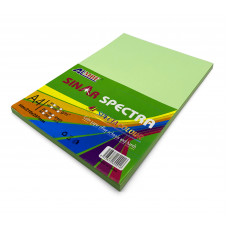 Цв бумага офисная А4 80 гр/100л светло-зеленая AL MBF