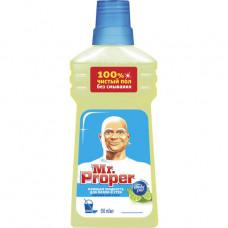 Моющая жидкость для полов и стен Mr.Proper БодрЛаймМят 500 мл